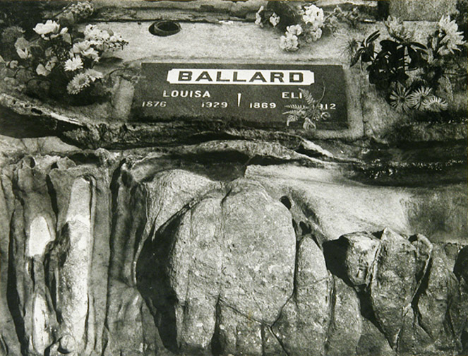 1965, Ballard, Pesca. Gra