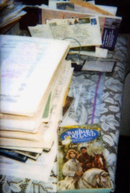 Barbara Cartland Novel, 2001