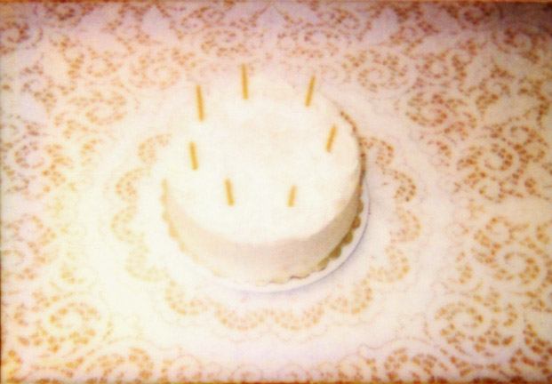 Birthday Cake, 2001