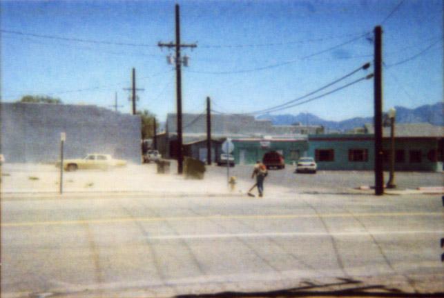 Kingman Street Scene, '01