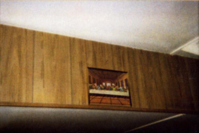 Last Supper, 2001