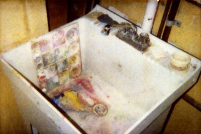 Painters Sink, Boston, '01