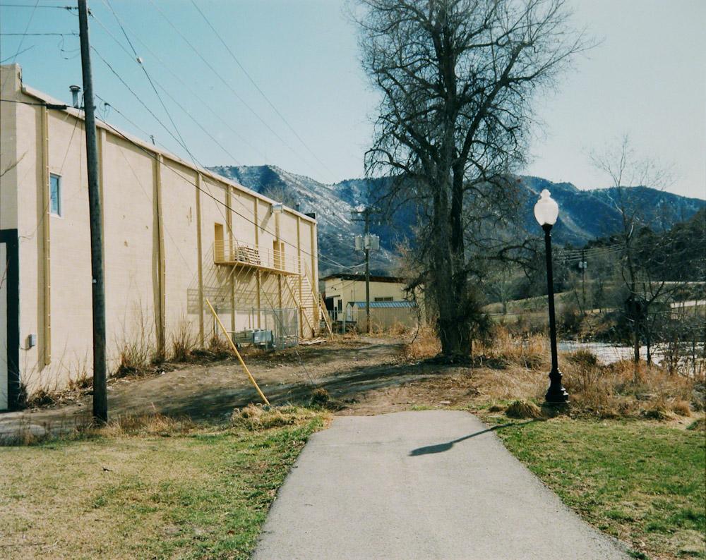 Pathway in Durango