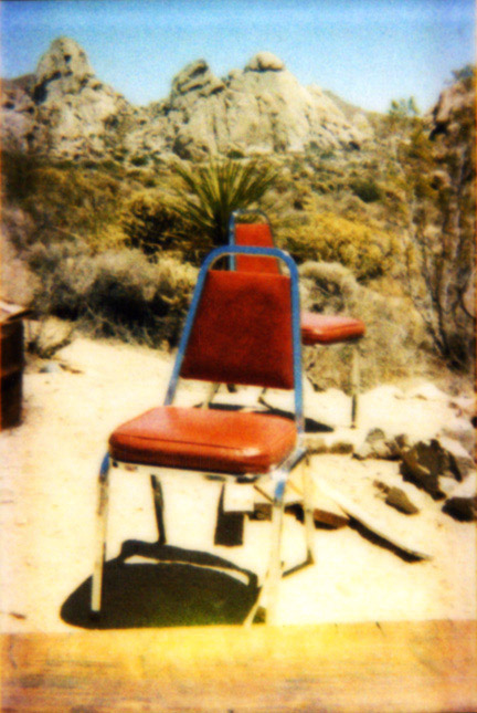 Red Chairs Norris '02