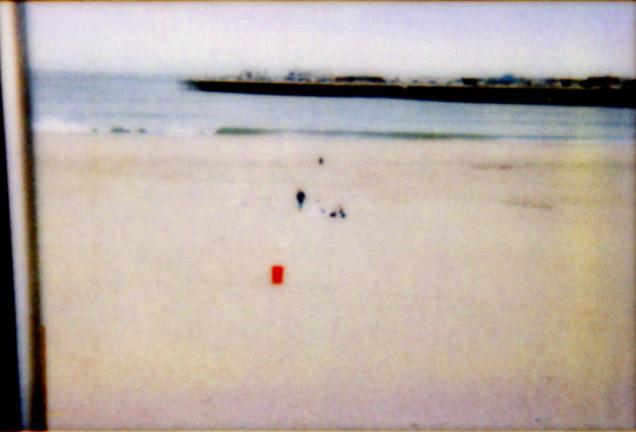 Santa Cruz Beach Scene, '00